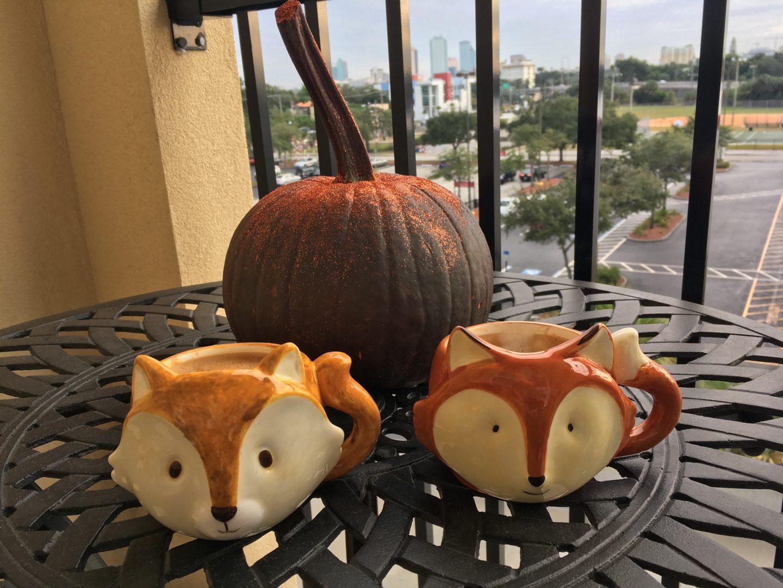 Our favorite fox mugs